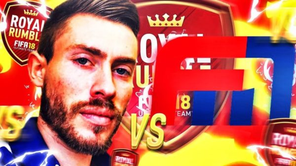 FIFA 18 – Royal Rumble #3 - AxoSkill vs Fatmat91HD
