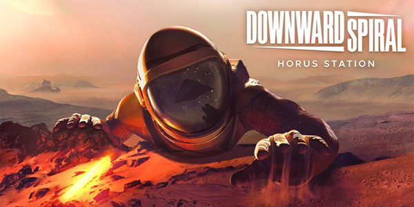 Downward Spiral: Horus Station sortira sur PS4 et PC au printemps !