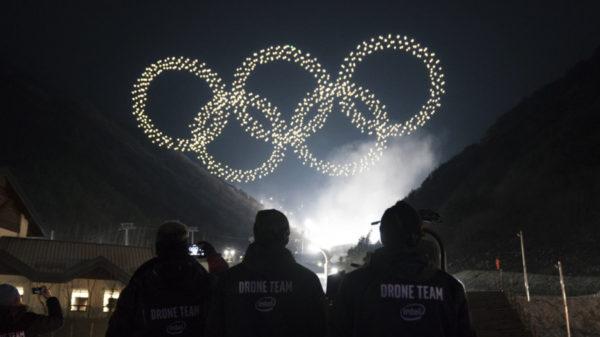 Jeux Olympiques de PyeongChang - Intel