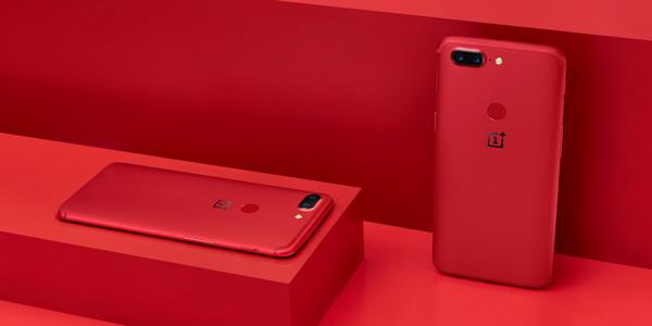 Pour la Saint Valentin, OnePlus dévoile le OnePlus 5T Lava Red Edition !