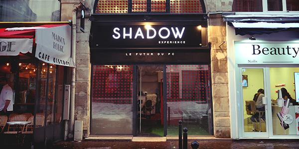 Shadow Experience – Shadow ouvre sa première boutique éphémère !