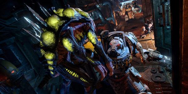 Jouez dès maintenant à Space Hulk: Tactics !