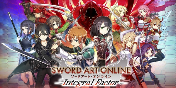 Pré-inscriptions pour Sword Art Online : Integral Factor !