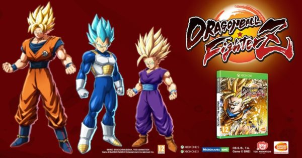 Dragon Ball FighterZ - Micromania / Carrefour