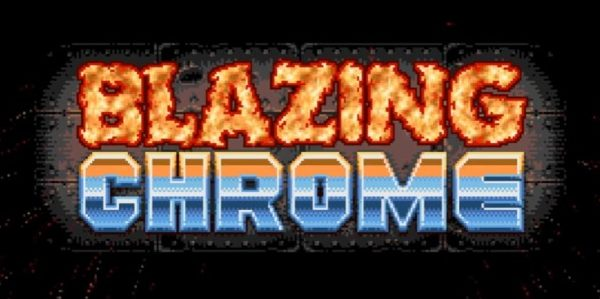 Blazing Chrome sortira le 11 juillet