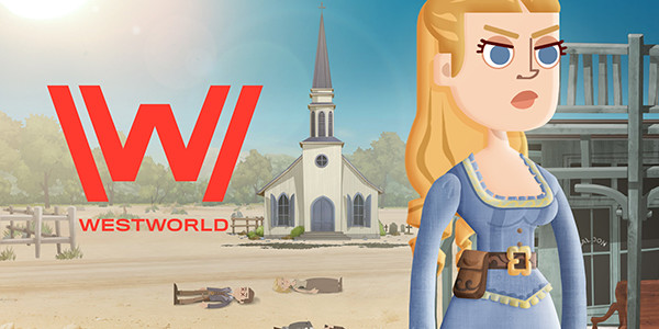 Warner Bros lance Westworld sur iOS et Android !