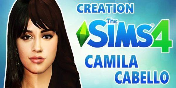 Sims 4 - Camila Cabello