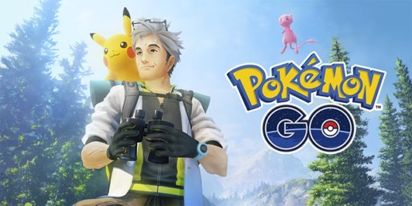 Pokémon GO - Mew