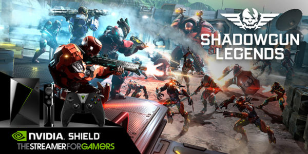 Shadowgun Legends NVIDIA Shield
