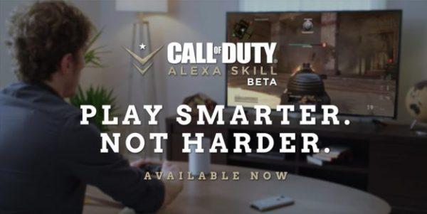 Call of Duty Alexa Skill