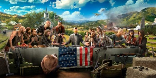 Far Cry 5 RTK FarCry 5