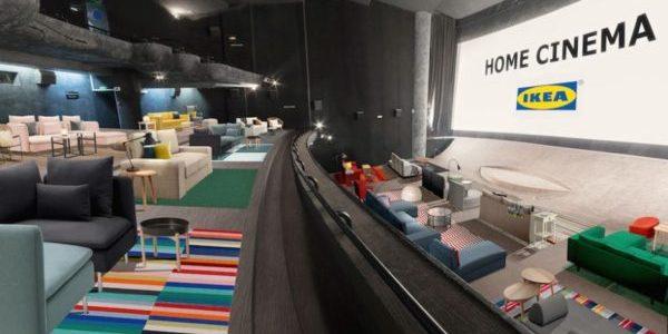 Home Cinema Ikea – Le cinéma comme à la maison !