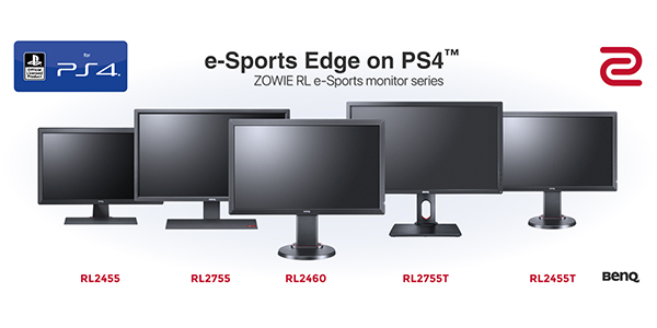 ZOWIE RL eSport Edge PS4