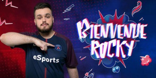 PSG eSport - Rocky FIFA