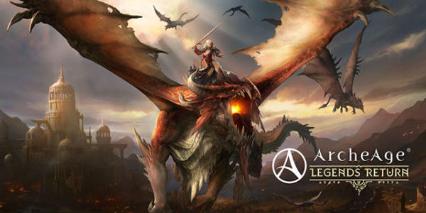 ArcheAge : Legends Return ArcheAge : Legends Return