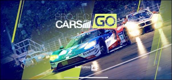 Project CARS GO arrive sur mobile !
