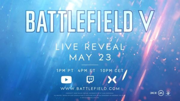 Battlefield V Reveal Teaser