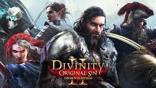 Divinity: Original Sin 2 - Definitive Edition - Divinity: Original Sin 2 – Definitive Edition - Divinity : Original Sin 2 – Definitive Edition