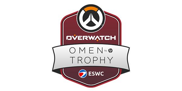 eSport – OMEN BY HP et ESWC annonce Overwatch OMEN by HP Trophy !