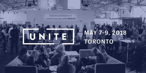 Unite 2018 Unity