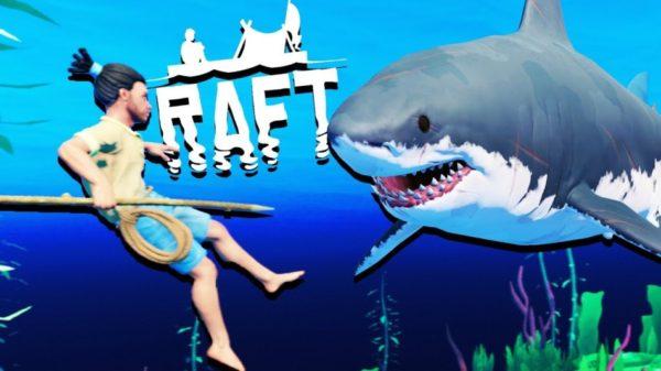 No Box – Aiekillu et Pantoufl découvrent Raft !
