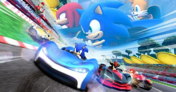 Team Sonic Racing – Plongez dans la nouvelle map !