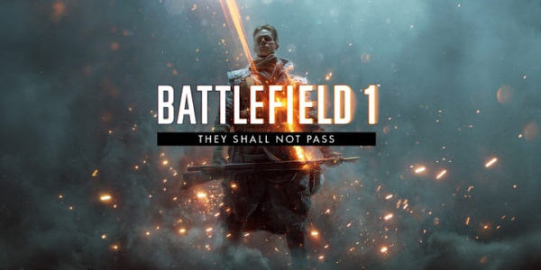They Shall Not Pass Battlefield 1