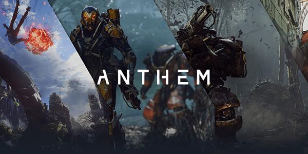 Anthem – Découvrez le trailer de lancement !