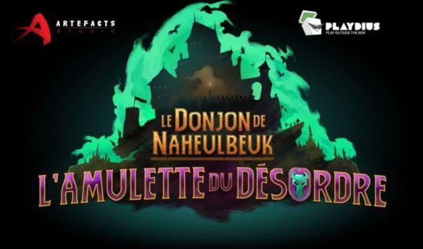 Le Donjon de Naheulbeuk - l'Amulette du Désordre - Le Donjon de Naheulbeuk: L'Amulette du Désordre