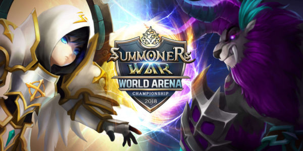 Championnat de l'Arène World Summoners War 2018