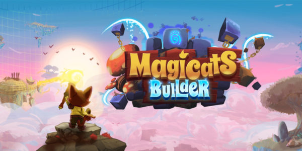 MagiCats Builder sortira le 10 juillet sur Steam, iOS et Android !