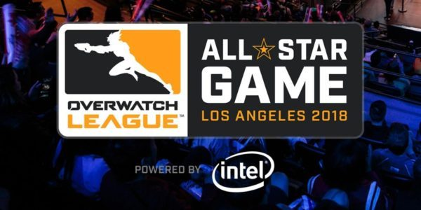 Overwatch League All-Star Game Powered by Intel