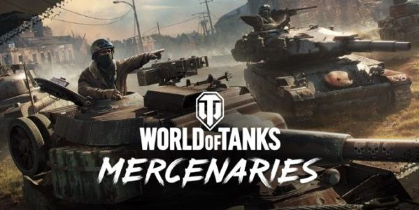 World of Tanks : Mercenaries - World of Tanks: Mercenaries