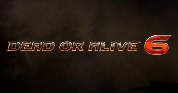 Dead or Alive 6 sera disponible dès le 1er Mars !