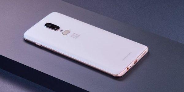 OnePlus 6 – L'édition Silk White se dévoile !