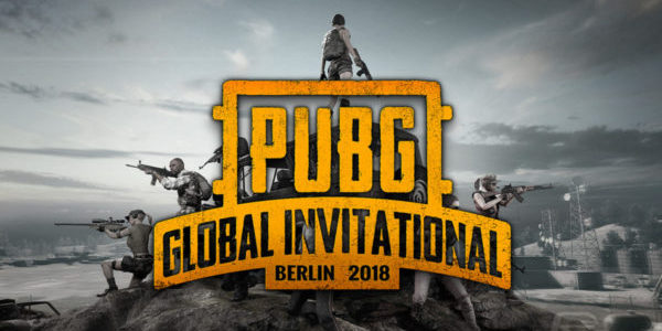 PUBG GLOBAL INVITATIONAL 2018 - PUBG Invitational