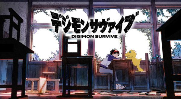 Digimon Survive sortira en 2019 !