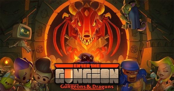Enter the Gungeon Advanced Gungeons & Draguns