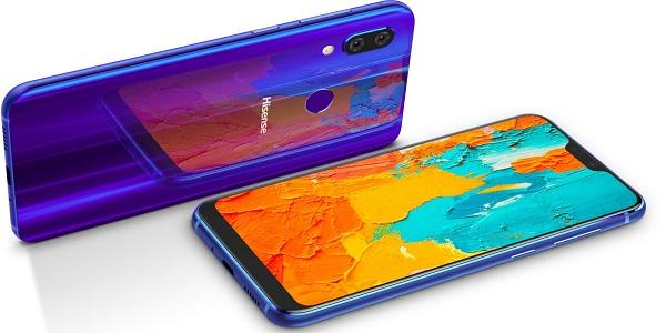 Hisense dévoile le smartphone Infinity H12 !
