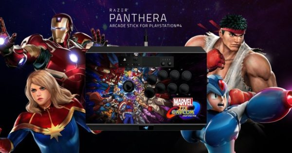 MARVEL VS. CAPCOM: INFINITE RAZER STICK ARCADE