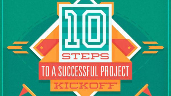 10 étapes pour un lancement de projet efficace: une liste de contrôle pour chefs de projet !