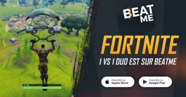 BeatMe Fortnite 1V1