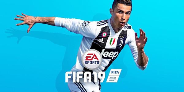 FIFA 19 RTK RONALDO JUVENTUS