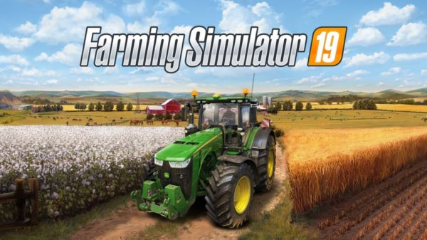 Farming Simulator 19 RTK