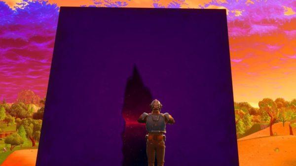 Fortnite Cube Violet