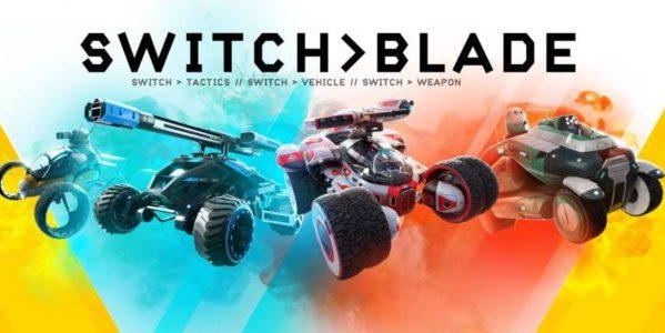 SwitchBlade arrive sur PS4 et PC le 22 janvier !