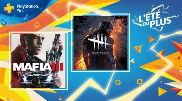 PlayStation Plus PS Plus Août 2018