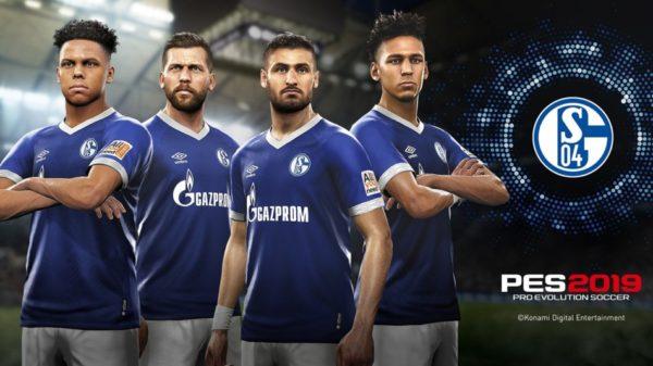 PES 2019 Schalke 04