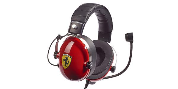 Thrustmaster dévoile le T.Racing Scuderia Ferrari Edition !