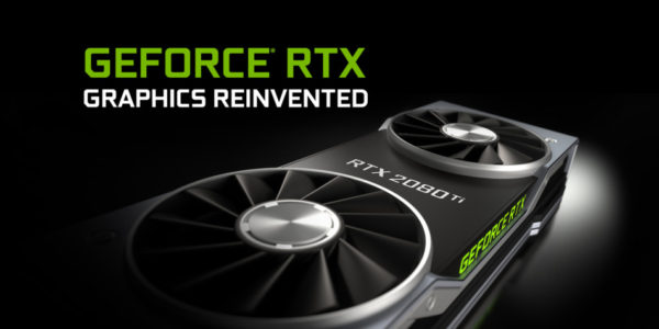 NVIDIA Geforce RTX 2080 Ti, 2080 and 2070 - NVIDIA RTX